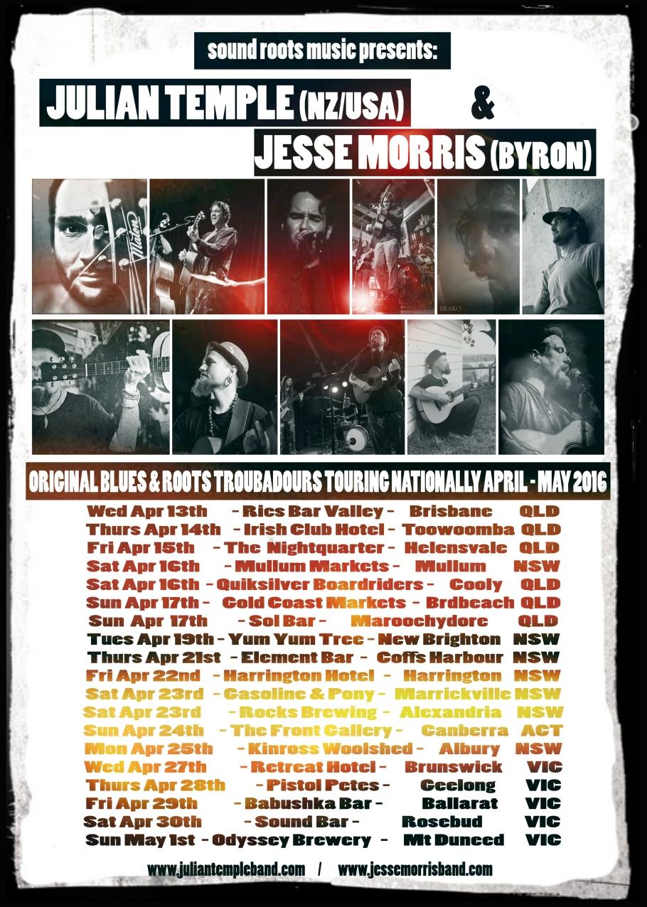 A3 All Gigs Tour Poster_JM_JT